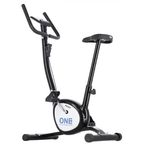 ONE Fitness RW3011 černý Celkový pohled