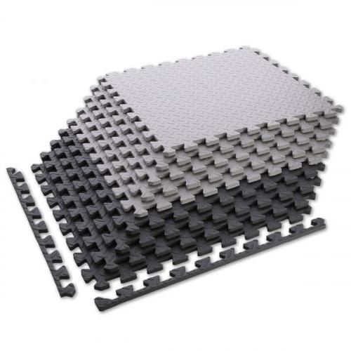 mp12 puzzlet světle šedá