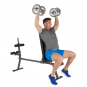 Hammer 4516 AB Bench Perform One ramena