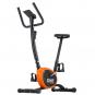 ONE Fitness RW3011 černo-oranžový Pohled zepředu