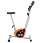 ONE Fitness RW3011 stříbrno-oranžový Pohled z boku
