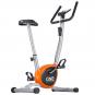 ONE Fitness RW3011 stříbrno-oranžový Pohled ze zadu